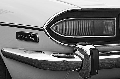 Triumph Stag Classic British Sports Car
