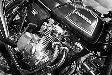 Honda 350 Four Classic Motorcycle