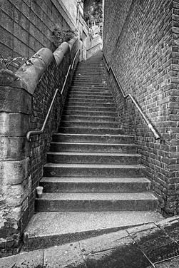 Dog Leap Stairs, Newcastle upon Tyne