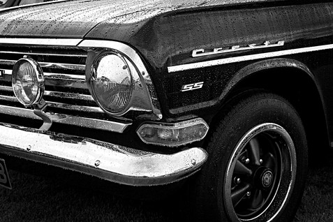 Classic Vintage Vauxhall Cresta Motor Car