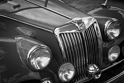 MGA Classic Vintage Sports Car