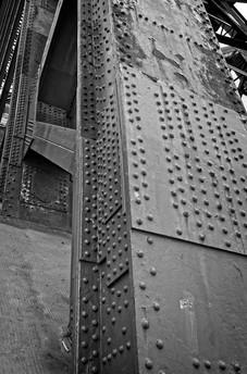 Tyne Bridge Rivets