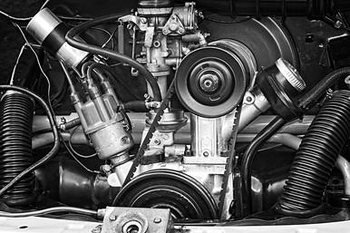 Karmann Ghia Aircooled Engine