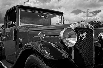 Austin Six Classic Vintage Motor Car