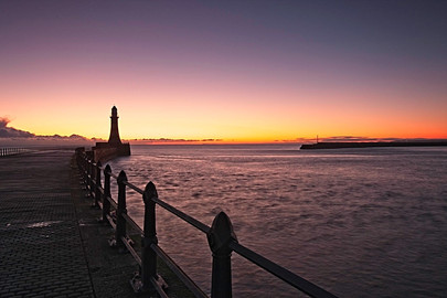 Roker Pier and Lighthouse