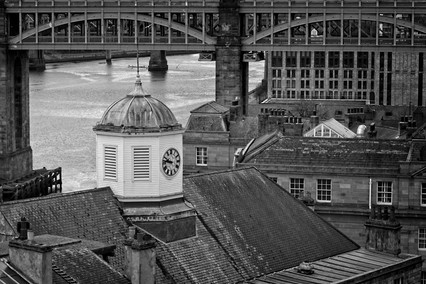 Guildhall Clock Tower, Newcastle