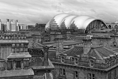 Old and New, Sage Gateshead