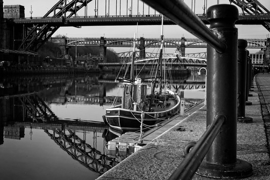 Old Lifeboat, Newcastle