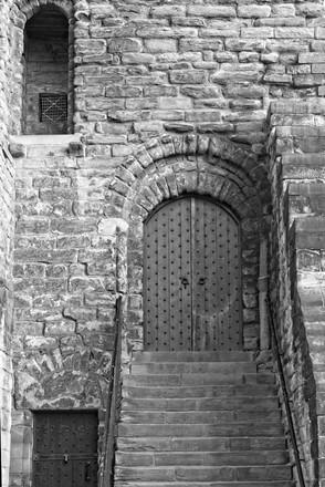 Castle Keep Door, Newcastle