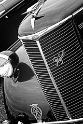 Vintage Ford Prefect