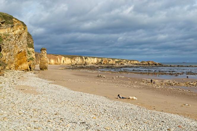 Marsden Beach, North East Coast