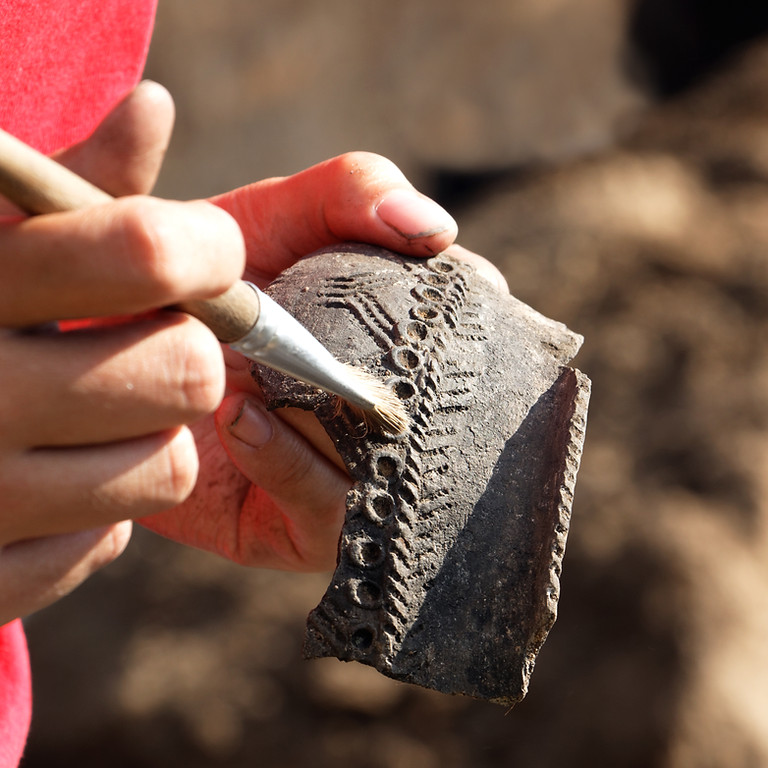 Lecture: ARCHAEOLOGY AND THE DELAWARE INDIANS, A 12,000 YEAR ODYSSEY