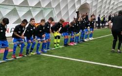 Strength training with Kosta Drak at Ajax