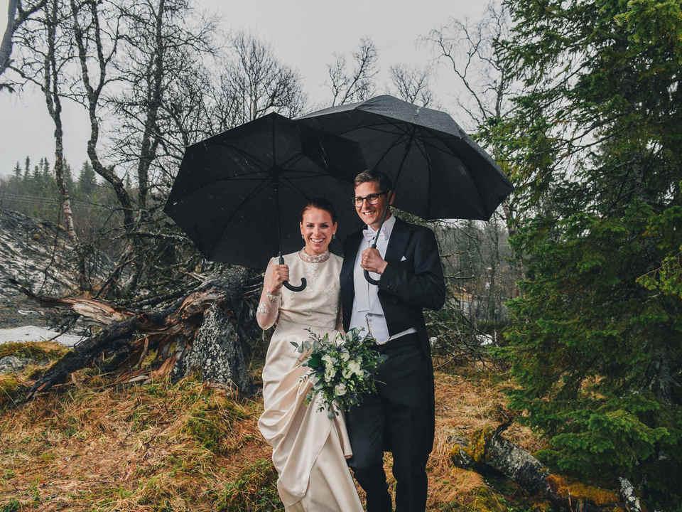 Lina & Gustav - Åre