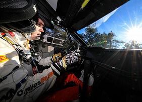 solberg oliver  VW Polo WRC 3 tests port