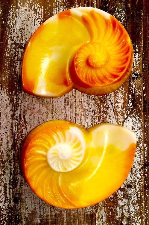 Sheabutter-Rohseife / Savon au beurre de karité