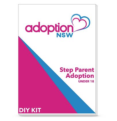 Adoption Kit - Step Parent for Child under 18