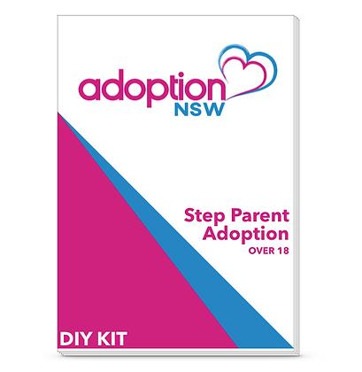 Adoption Kit - Step Parent for Child over 18
