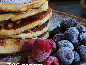 Old Fashioned Griddle Hotcakes