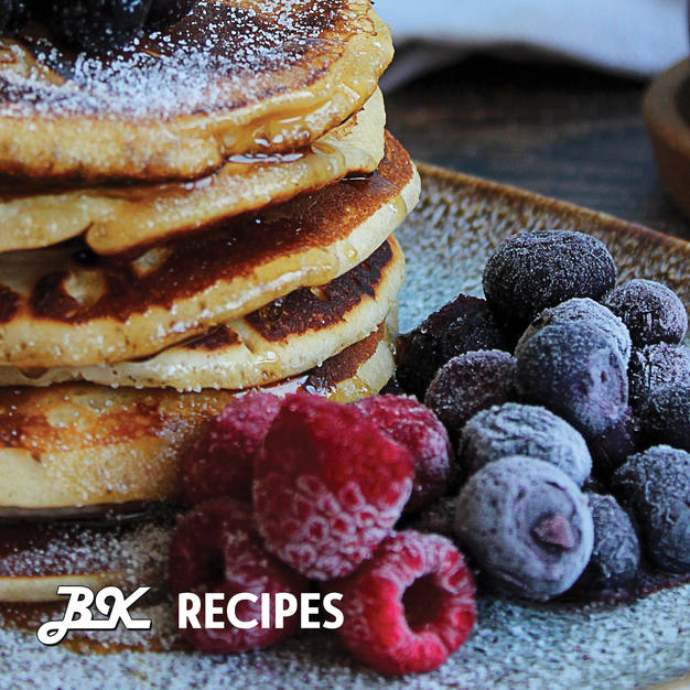 Griddle Hotcakes