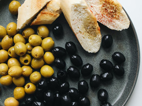 Olive Tapenade and Crostini