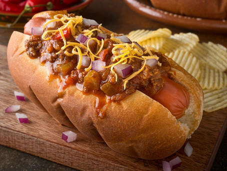 The Ultimate Hot Dog Topping