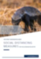 Social Distancing Measures pdf resource.
