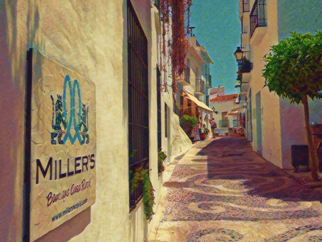 Tourism Resilience Case Study: Millers of Frigiliana, Andalucia, Spain