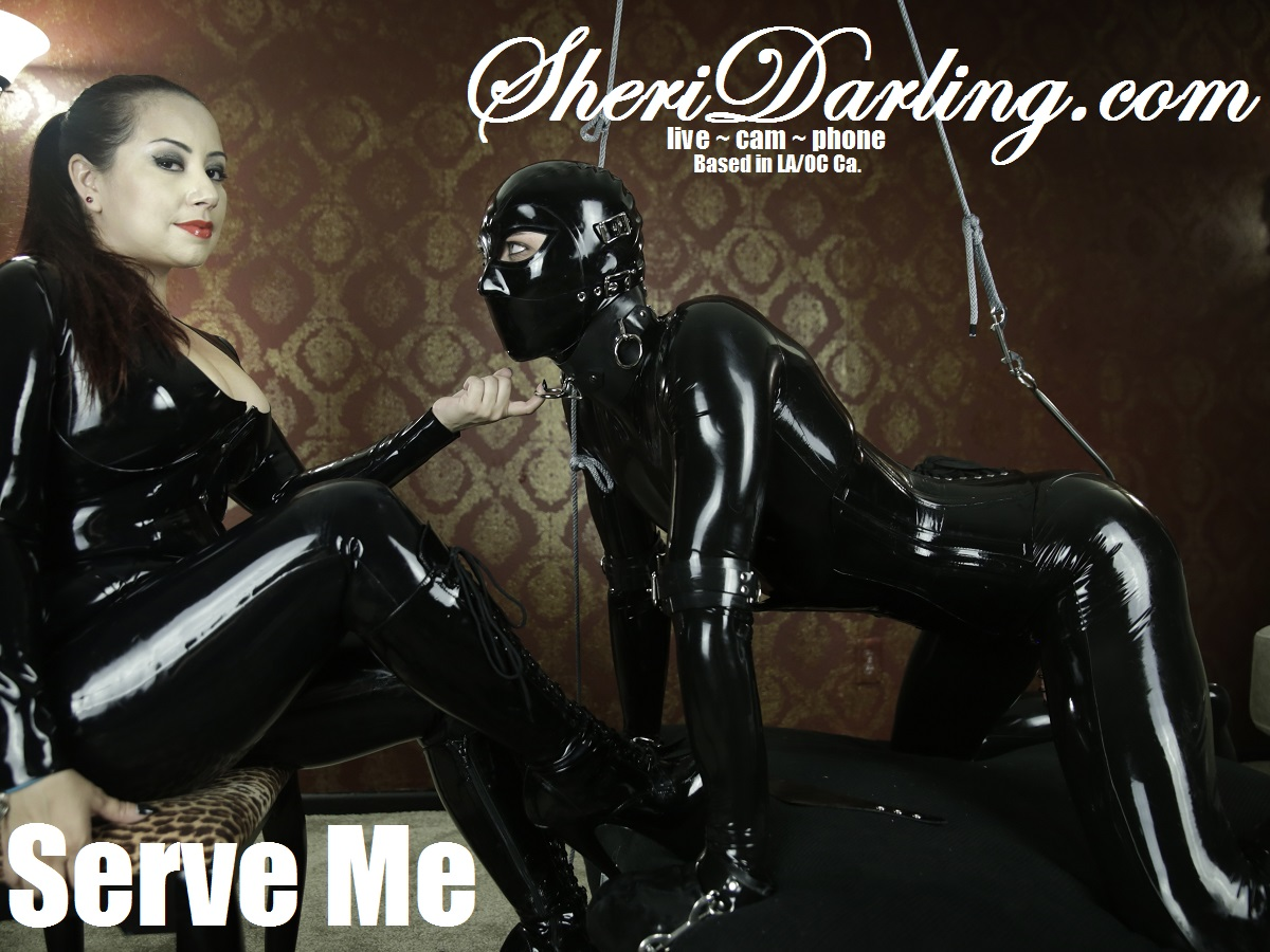 Mistress Sheri Darling