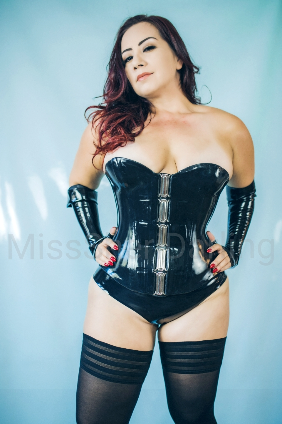 latex goddess miss sheri darling