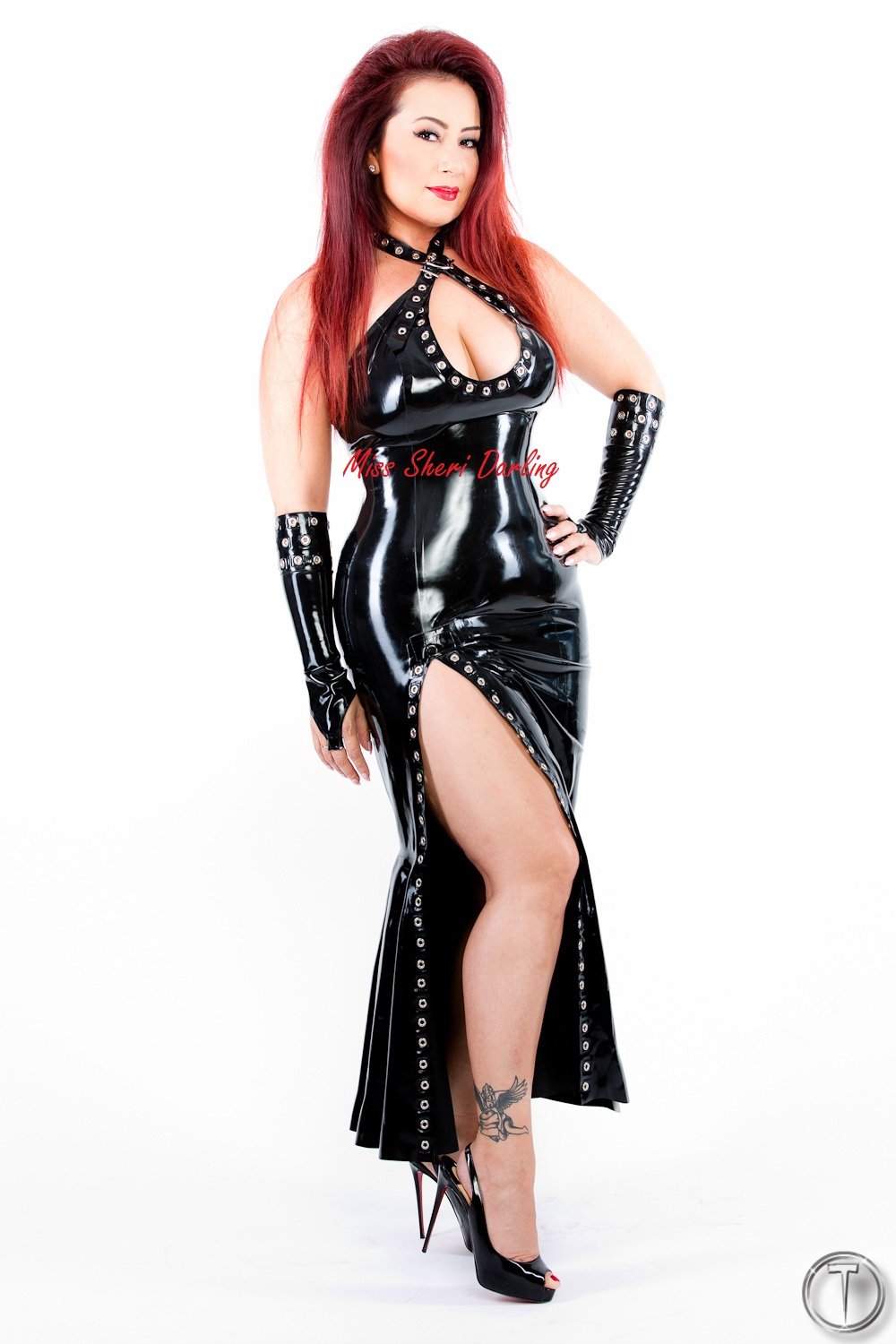 latex mistress sheri darling