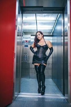 miss sheri darling leather dominatrix