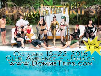 DommeTrips 2016 Jamaica