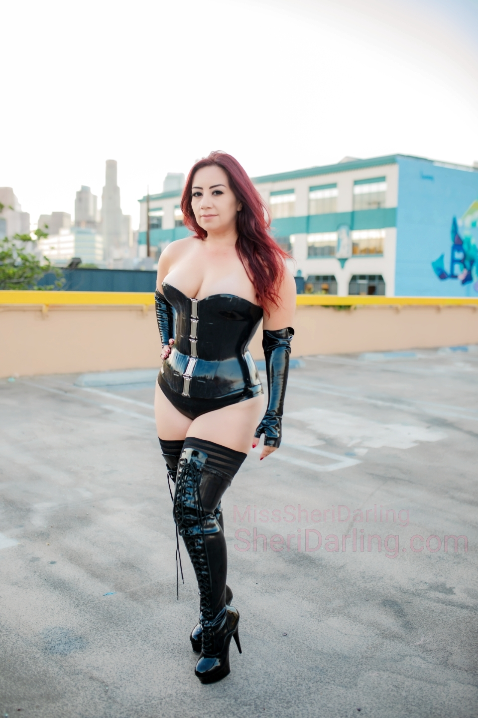 latex mistress orange county dominatrix