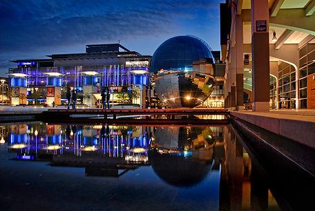 Millennium Square Bristol