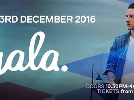 Sigala @ SWX Nightclub - 3rd December 2016