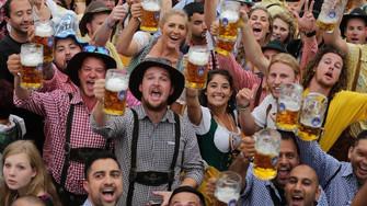 Bristol Oktoberfest Festival - Millennium Square - 1st September 2016
