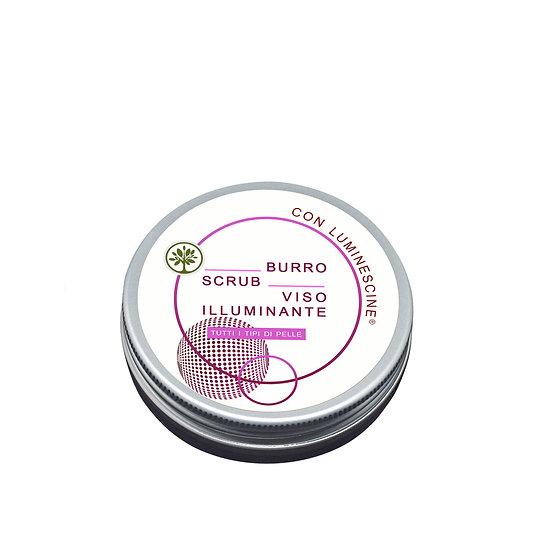BURRO SCRUB VISO ILLUMINANTE 100 ml