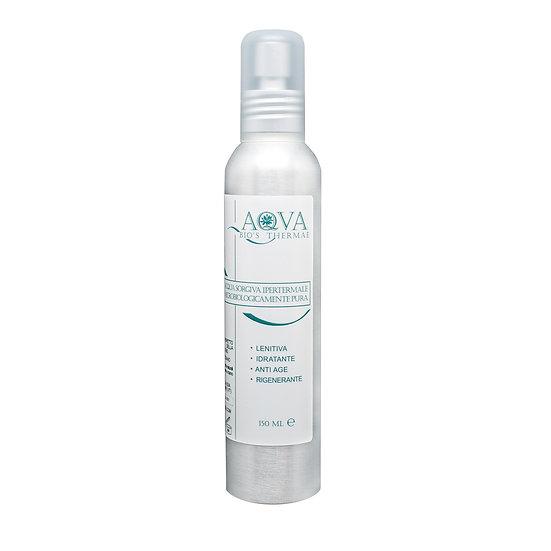 AQVA ACQUA SORGIVA IPERTERMALE 150 ml