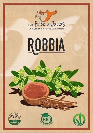 ROBBIA BIO 100 gr