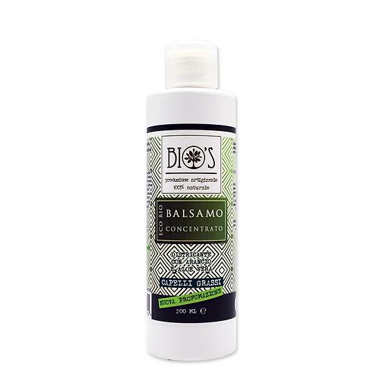 BALSAMO DISTRICANTE CAPELLI GRASSI 200 ml