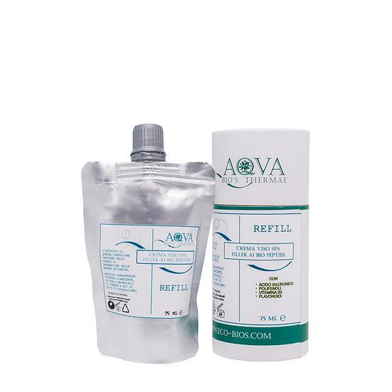 REFILL AQVA CREMA VISO SPA 75 ml