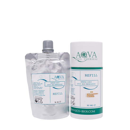REFILL AQVA SERUM LUCE 50 ml