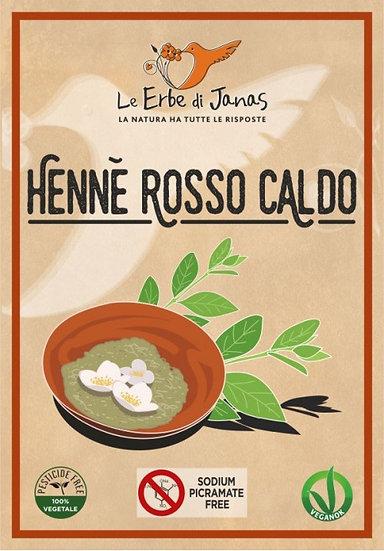 HENNÉ ROSSO CALDO 100 gr