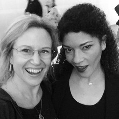 With Klea Scott from PLL: The Perfectionists