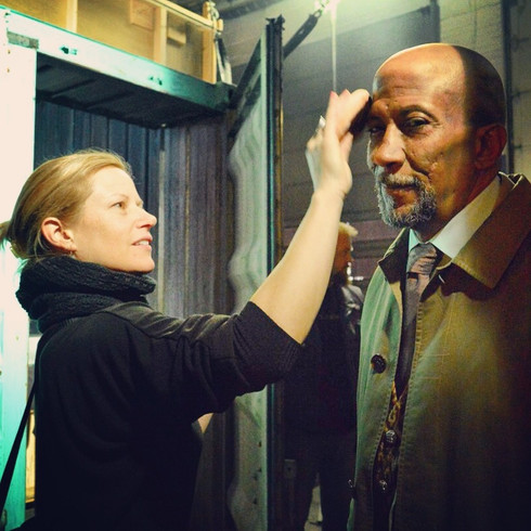 Grimm, with Reg E. Cathey