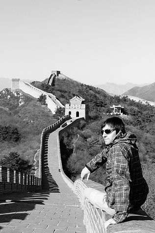 Josu Ozkaritz Filmmaker Photographer Great Wall China