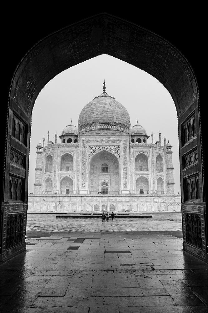 Architecture Taj Mahal Agra India