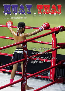 Muay Thai, Every Corner film sale