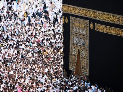 "Last night of Ramadan: The ""Night of the Power"""